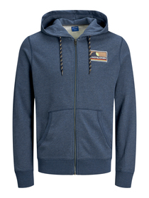 JOREXPLORE SWEAT ZIP HOOD
