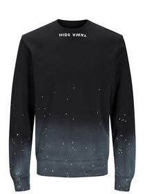 JORHIDDE SWEAT CREW NECK BLK