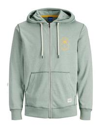 JORGUNNAR SWEAT ZIP HOOD