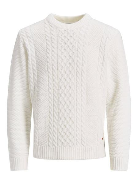 JJKIM KNIT CREW NECK