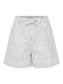 KONCANYON LINEN STRIPE SHORTS