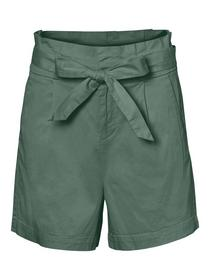 VMEVA HR PAPERBAG COT SHORTS COLOR