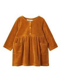 NBFGILA LS SWEAT DRESS LIL