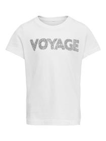 KONVOYAGE LIFE  FIT S/S TOP JRS - 190858001/Bright