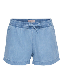Kordelzug Jeansshorts