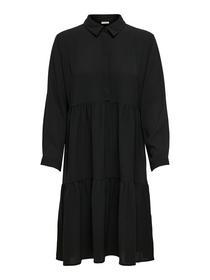 JDYPIPER L/S SHIRT DRESS WVN NOOS