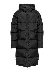 ONLMONICA PLAIN LONG PUFFER COAT CC OTW