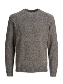 JORMELIN KNIT CREW NECK LTN