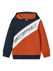 NMMOMALLEY LS SWEAT WH BRU BOX