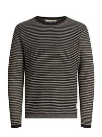 JORTIM KNIT CREW NECK BLK