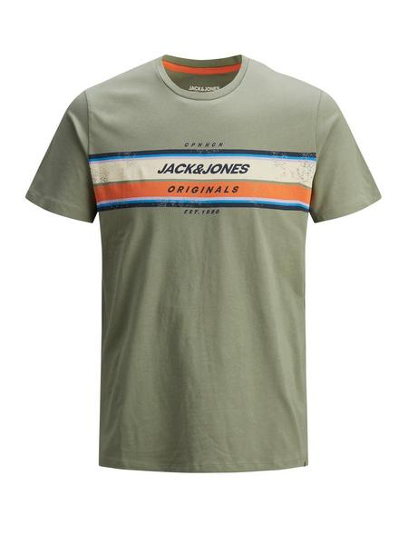 JORTYLER TEE SS CREW NECK SN, Sea Spray/REG