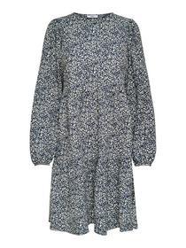 ONLZILLE L/S SHORT DRESS JRS
