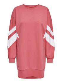ONLJOSSA L/S SPORTY SWEAT DRESS