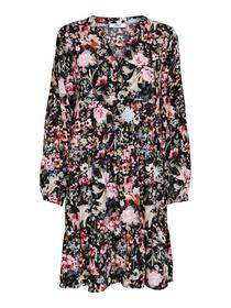ONLDANIELLA L/S ATHENA DRESS WVN
