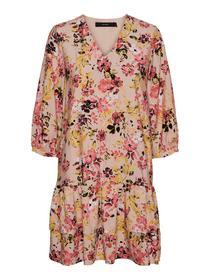 VMGIGI 3/4 SHORT DRESS WVN