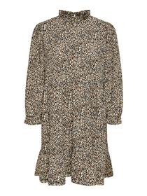 ONLZILLE NAYA 3/4 HIGHNECK DRESS JRS