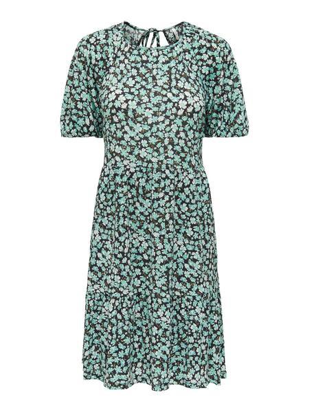 ONLPELLA 3/4 OPEN BACK DRESS JRS