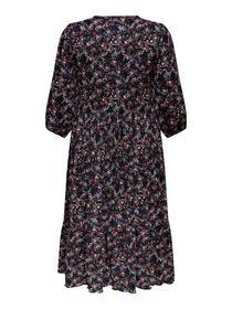 CARVAGA 3/4 CALF DRESS