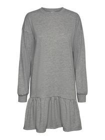 NMNERO L/S SWEAT DRESS