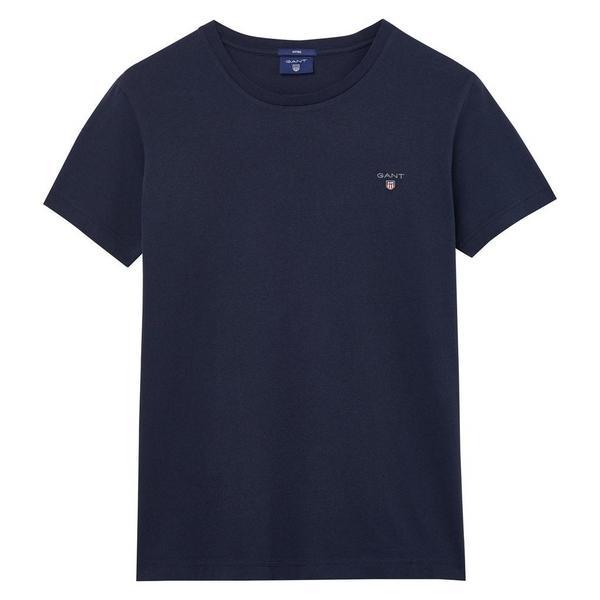 Figurbetontes Kurzarm-T-Shirt