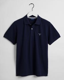 Poloshirt Piqué - Evening Blue