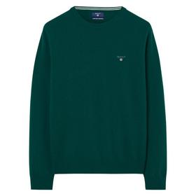 SUPERFINE LAMBSWOOL CREW