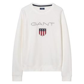 GANT SHIELD LOGO C-NECK SWEAT