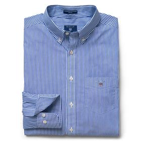 Regular Broadcloth Banker Hemd