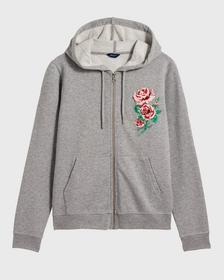 O1. ROSE FULL ZIP HODDIE