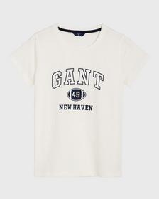 Summer Logo Langarm T-Shirt