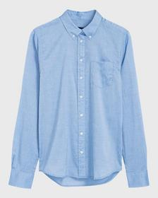 O2. AIR OXFORD BD SHIRT, PALACE BLUE