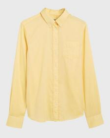 D1. AIR OXFORD BD SHIRT, LEMON