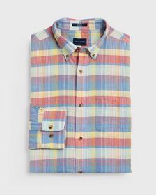 Pastell Madras Hemd