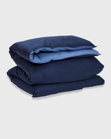 SATEEN DUO SINGLE DUVET