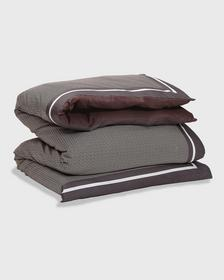 BRIDGE SINGLE DUVET