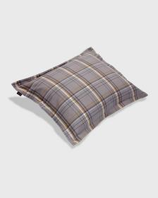 FLANNEL COAST CHECK PILLOWCASE