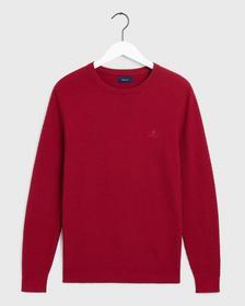 Signature Weave Pullover