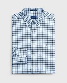THE OXFORD 3 COL GINGHAM REG BD