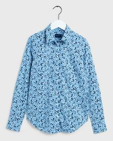 D2. LURE FLORAL PRINTED SHIRT,