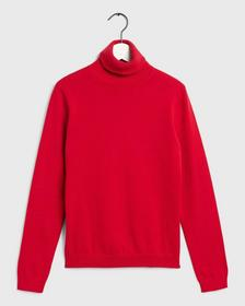 LT WEIGHT COTTON TURTLE NECK