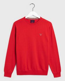 C-Neck Pullover