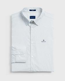 Tech Prep™ Micro Print Broadcloth Hemd