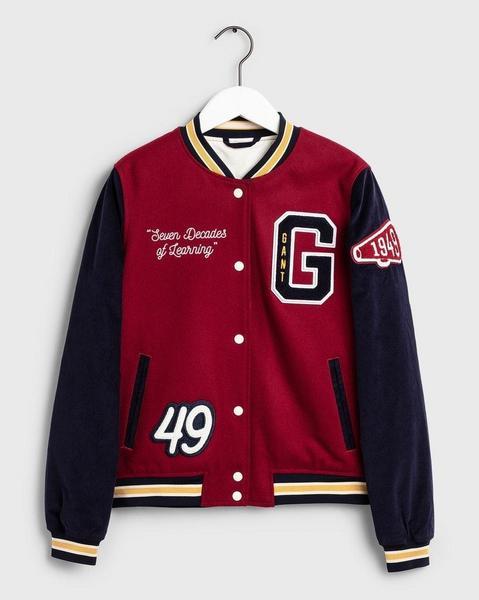 Cord GANT Varsity Jacket