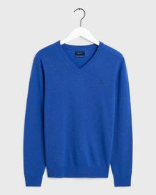 Extra Fine Lambswool V-Neck Sweater