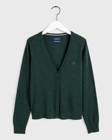 SUPERFINE LAMBSWOOL CARDIGAN