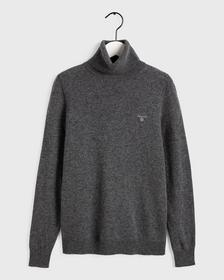 MD. EXTRAFINE LAMBSWOOL ROLLNECK