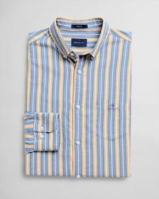 D1. WINDBLOWN OXFORD STRIPE REG BD