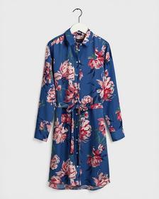 Shirt Kleid mit Print
