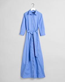 Maxi Shirt Kleid