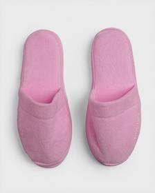 LIGHT VELOUR SLIPPERS